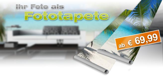 Fototapete selbst gestalten – Test, Erfahrungen und Vergleich ...