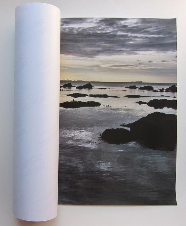 Das Fotoposter wurde auf Kodak-Fotopapier gedruckt.