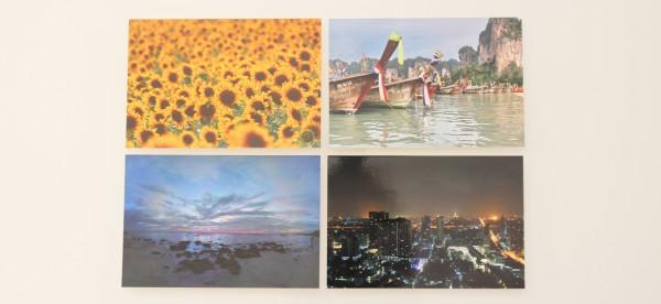 Fotos entwickelt bei Photobox - alle im gleichen Format