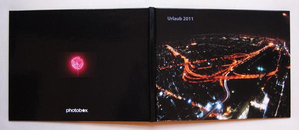 Das Fotobuch Prestige von Photobox (A4 Querformat)